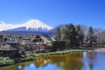 Oshino Hakkai(Mt. Fuji)