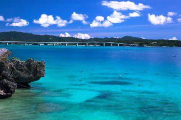 古宇利大橋(沖繩)