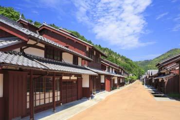 若狭熊川宿(福井)