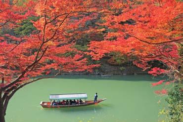 Hozu Valley(Kyoto)