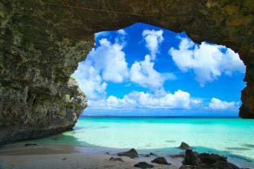 Sunayama Beach(Okinawa)