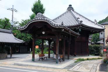 西本願寺山科別院(舞樂寺)