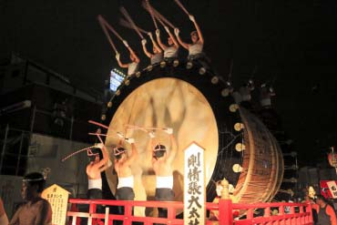 Hirosaki Neputa Festival(Aomori)