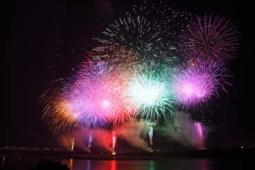 Nagaoka Festival Fireworks Display(Niigata)