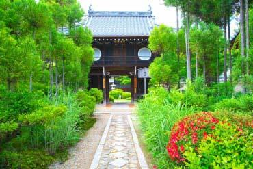 Genkoan Temple(Kyoto)