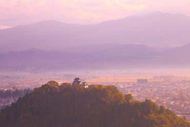 Echizen Ono Castle(Fukui)