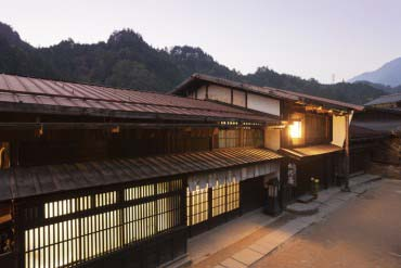 妻籠宿(長野)