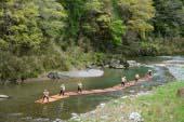 Kawanobori River Rafting
