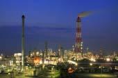 Kashima coastal industrial zone
