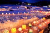 野邊山高原冰燭節(野邊山高原Ice Candle Festival)