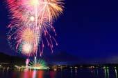 Kawaguchiko Fireworks Festival